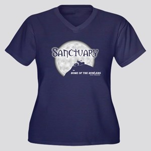 Sanctuary Staff Plus Size T-Shirt