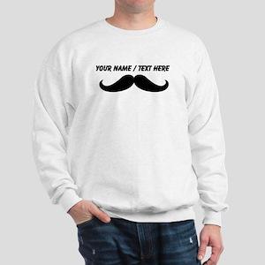 Personalized Mustache Jumper