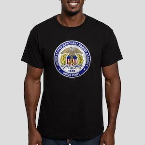 Merchant Marine Academy Men's Fitted T-Shirt (dark