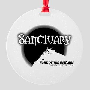 Sanctuary Staff Ornament