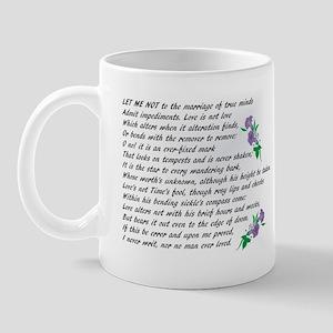 Sonnet 116 Mug