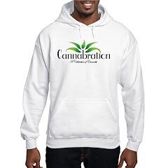 Cannabration Logo Hoodie