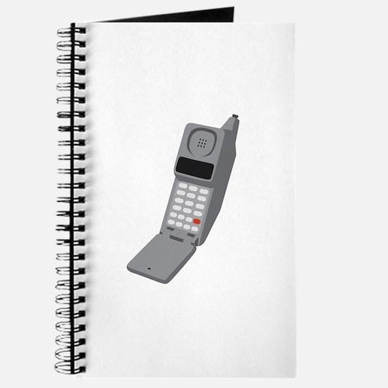 Vintage Cellphone Journal