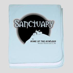 Sanctuary Staff baby blanket