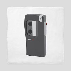 Cassette Recorder Queen Duvet