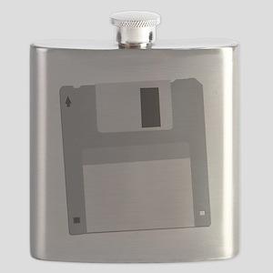 Floppy Disk Diskette Flask