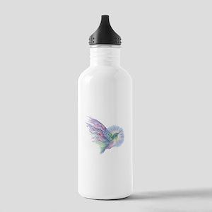 Hummingbird Art Stainless Water Bottle 1.0L