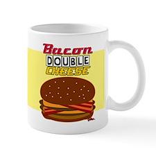 Bacon Double Cheese Mug Mug
