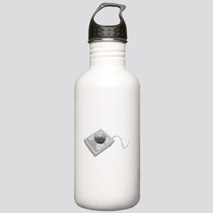 Trackball Mouse Stainless Water Bottle 1.0L