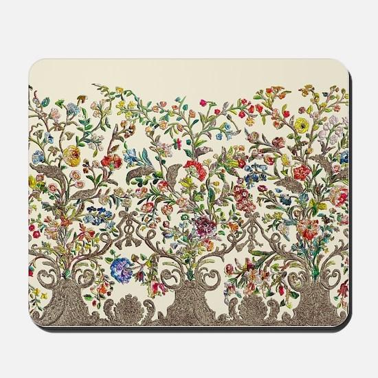 Rococo Court Mantua Mousepad