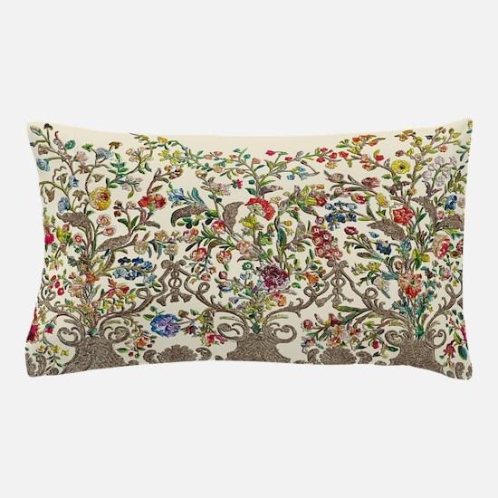 Rococo Court Mantua Pillow Case