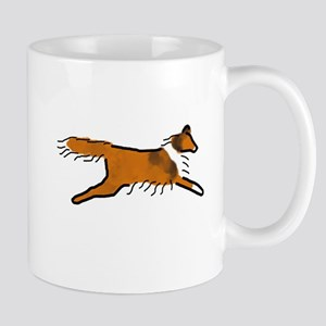Sable Sheltie Mug