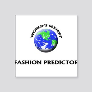 World's Sexiest Fashion Predictor Sticker