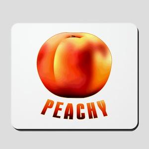 Just Peachy Mousepad