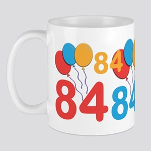 84 Years Old - 84th Birthday Mug