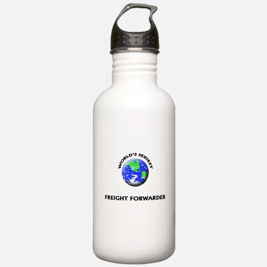 World's Sexiest Freight Forwarder Water Bottle