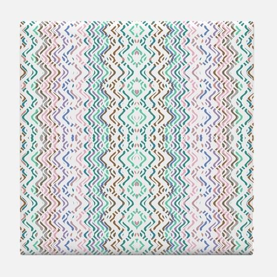 Mix #391 Tile Coaster