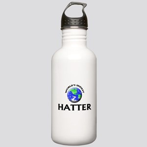 World's Sexiest Hatter Water Bottle