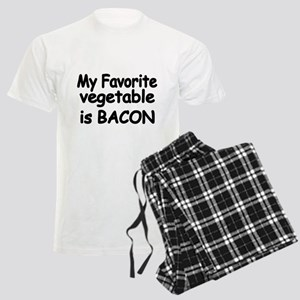 MY FAVORITE VEGETABLE IS BACON Pajamas