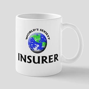 World's Sexiest Insurer Mug