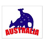 Australia Small Poster