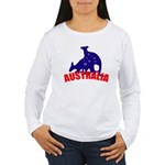 Australia Women's Long Sleeve T-Shirt
