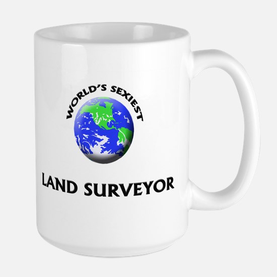 World's Sexiest Land Surveyor Mug