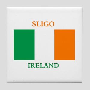 Sligo Ireland Tile Coaster