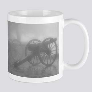 Canons in the Clouds, Lookout Mountain, TN Mug