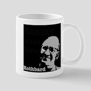 Enemy of the State - Rothbard Mug