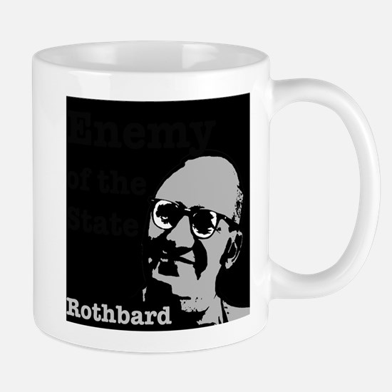 Enemy of the State - Rothbard Mug