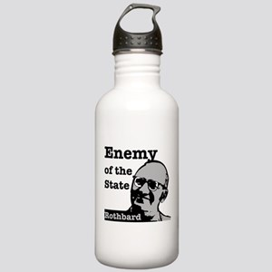Enemy of the State - Rothbard Water Bottle