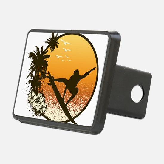 Tropics Surf Hitch Cover