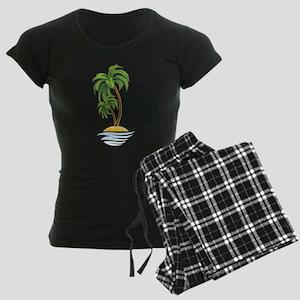 Palm Tree Pajamas