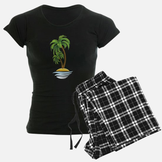 Palm Tree Pajamas