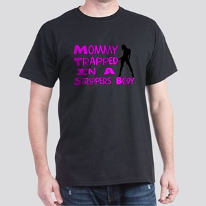Mommy Trapped Dark T-Shirt