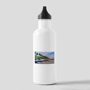 Kayak Beach Stainless Water Bottle 1.0L