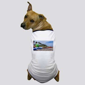 Kayak Beach Dog T-Shirt