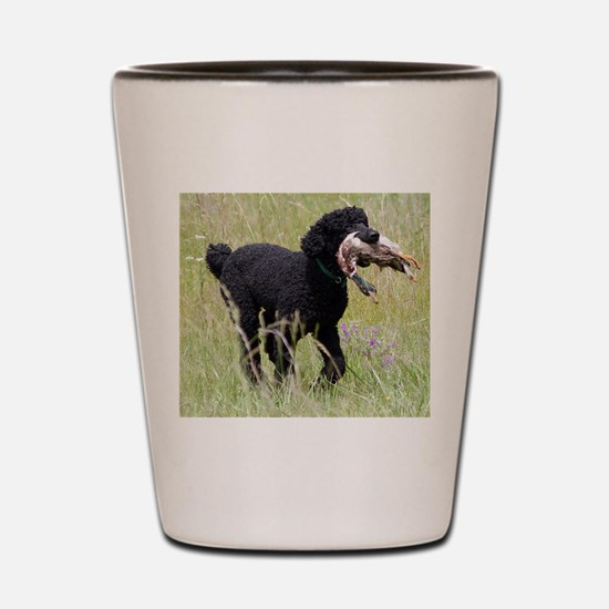 This Dog Can Hunt Shot Glass