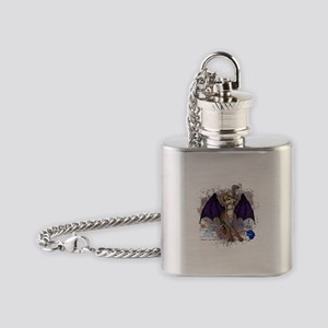 Semiramis - WDi Mascot Flask Necklace