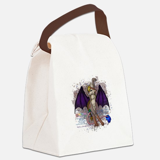 Semiramis - WDi Mascot Canvas Lunch Bag