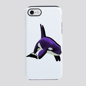 SHADES OF PURPLE iPhone 7 Tough Case