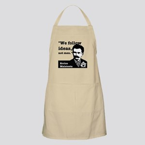 We Follow Ideas - Malatesta Apron