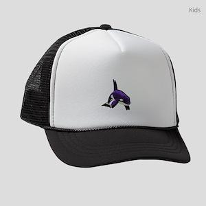SHADES OF PURPLE Kids Trucker hat