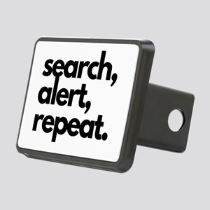 Search Alert Nosework Rectangular Hitch Cover