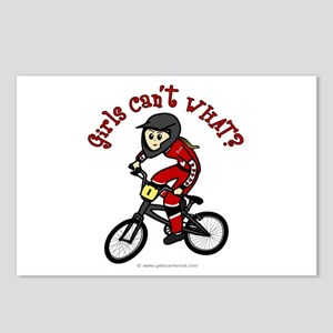 Light Red BMX Postcards (Package of 8)