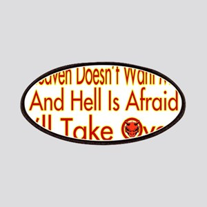 Heaven And Hell Patches