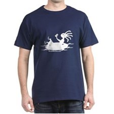 Kokopelli Tuber Dark T-Shirt