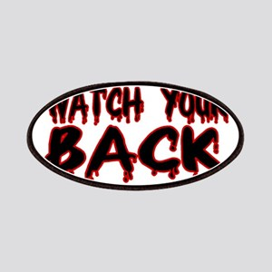 Watch Your Back Patches