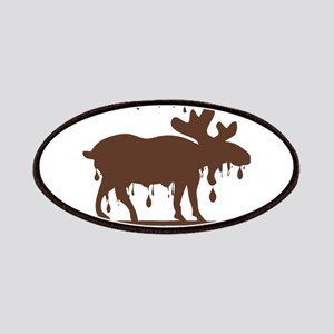 Chocolate Moose Patches